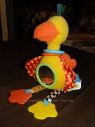 Игрушка Утенок Tolo на коляску или кроватку