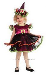 Платье  карнавальное  маленькой  Феи   со  шляпкой 0-12  мес.  Америка