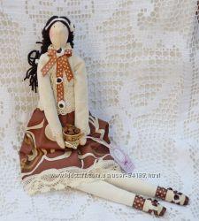 Кукла в стиле Тильды.