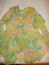 Легкая блузка для беременных