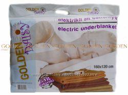 Электропростыни от Golden Турция, тепло зимой, морозы не страшны.
