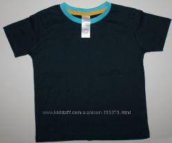 темно-синяя футболка URBAN