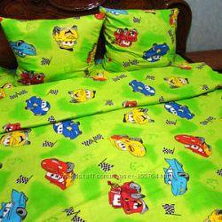 Новое детское постельное бельё