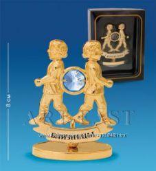 Фигурки с кристаллами SWAROVSKI Знак зодиака в подарочной коробке