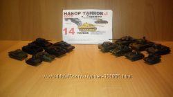 Наборы танков Второй Мировой войны 1х100