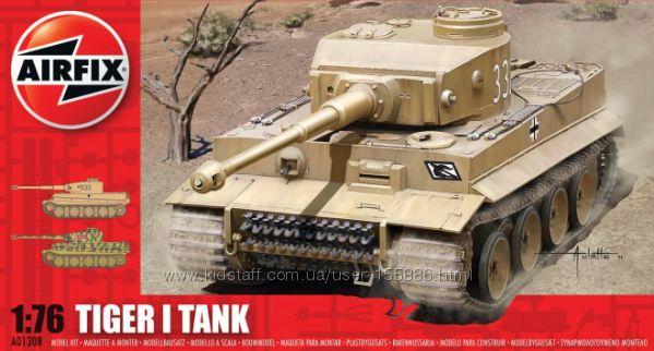 Модели танков 1х76 - AIRFIX