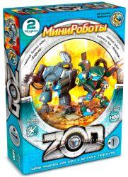 Боевые минироботы серии ZOD Технолог