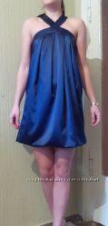 Коктельное платье, можно для беременных