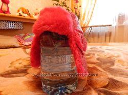 зимова шапка вушанка