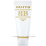 ВВ крем-мусс 1 и 2 косметика МИРРА легкой консистенции