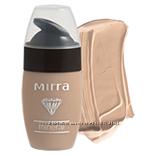 Тональный крем, шелковый, минеральный, сделано в Италии, МИРРА, супер