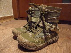 Ботиночки демисезонные  coccodrillo 22 размер