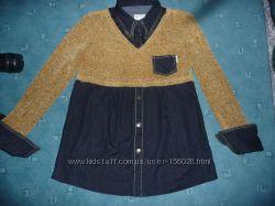 Рубашка, свитерок Baby жду