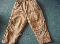 Теплые штаны. 92