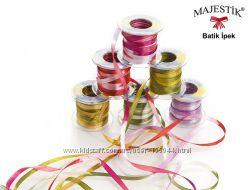 Ленты из искуственного шелка Majestik  для вышивки