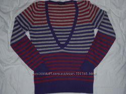 Sisley  шерстяной свитер