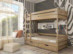 Кровать двухъярусная Дуэт Estella