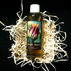Натуральное масло  для душа без СЛС, без химии.