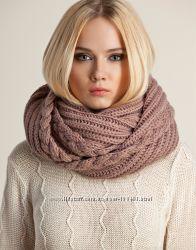 Шарф-шапка - писк сезона осень-зима 2014-2015. Много наличия.
