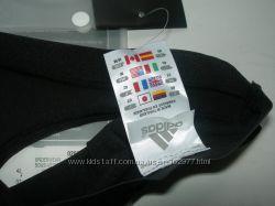 Трусики, стринги Adidas, р М, черные, оригинал