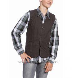Комплект рубашка и жилет