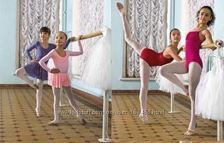 Колготки для танцев - капрон без рисунков - в ассортименте Украина, Польша