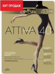 Колготки OMSA Attiva, Nudo, Fantastico, Beauti slim, Veluor в ассортименте