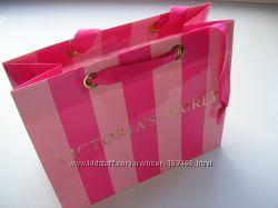Подарочные пакеты, коробочки  Victorias Secret