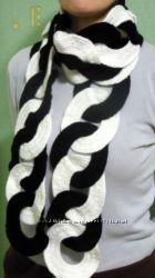 Дизайнерский шарф