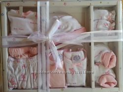 Комплект набор для новорожденной девочки