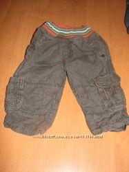 штанишки на 6-12 месяцев