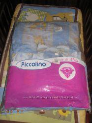 балдахин и защита в кроватку Piccolino, бортики