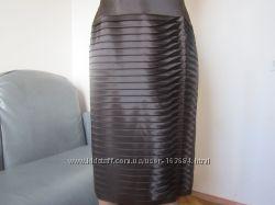 Нарядная юбка со шлицей
