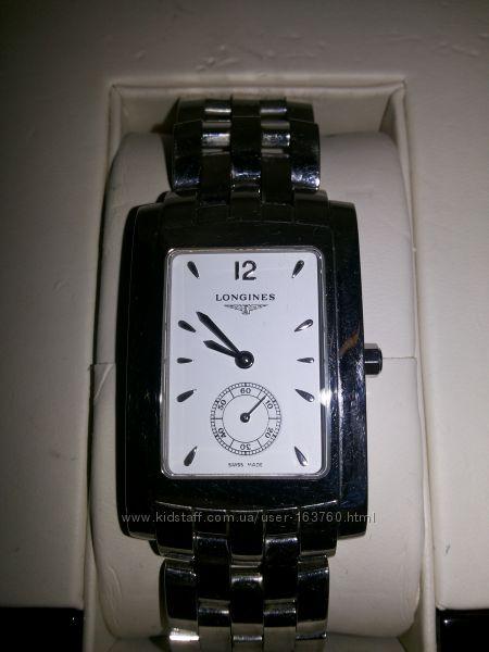 Часы  мужские Longines Коллекция DolceVita   Модель L5. 655. 4. 16. 6
