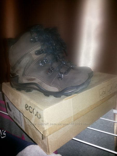 Термо ботинки ECCO 27размер