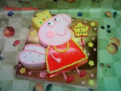 Торт свинка пеппа, Киев, Соломенка