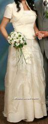Свадебное платье р. 3638