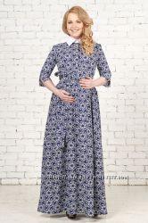 Романтичное платье для беременных и кормящих Фальконара Bambinomania