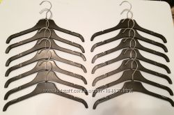 Вешалки, плечики, тремпеля для детской одежды с металлическим крючком.
