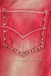 Легкие джинсы на лето и теплую осень 12мес, новые