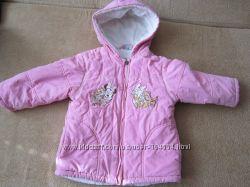 Куртка Disney на 2-3 года