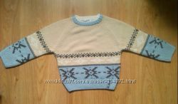 Теплый новый немецкий свитер TchiboTcm
