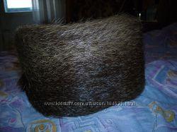 Шапка  кубанка женская из нутрии