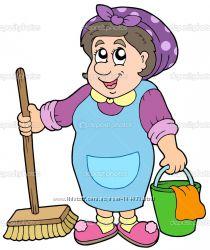 Женщина пенсионного возраста ищет работу уборщицей, желат. в офисе