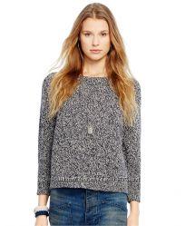 Вязанный свитер Ralph Lauren оригинал XS S 2 шт белый с бирюзой и розовый