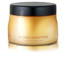 T-LAB Professional Маска для блондированных и поврежденных волос Blond Ambi