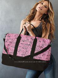 Эксклюзивная яркая дорожная сумка Victorias secret, оригинал, в наличии