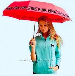 Стильный удобный зонт Victorias secret, в наличии, оригинал