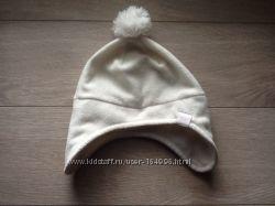 Флисовая шапочка-шлем Benetton