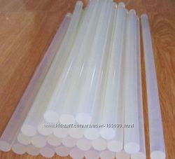 Термоклей силиконовый 7 мм и 11 мм